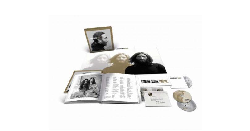 "John Lennons ""Gimme Some Truth."" erscheint auf Blu-ray Disc mit Dolby-Atmos-Mix"
