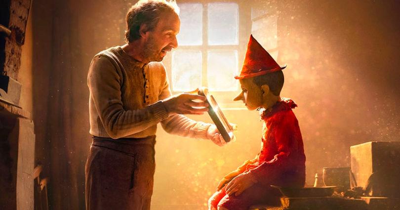 """""""Pinocchio (2019)"""" bei iTunes in 4K/HDR erhältlich"""