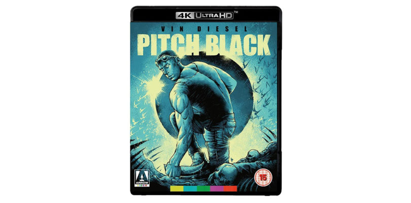 """Pitch Black"" auf 4K-Blu-ray in UK erschienen (Update)"