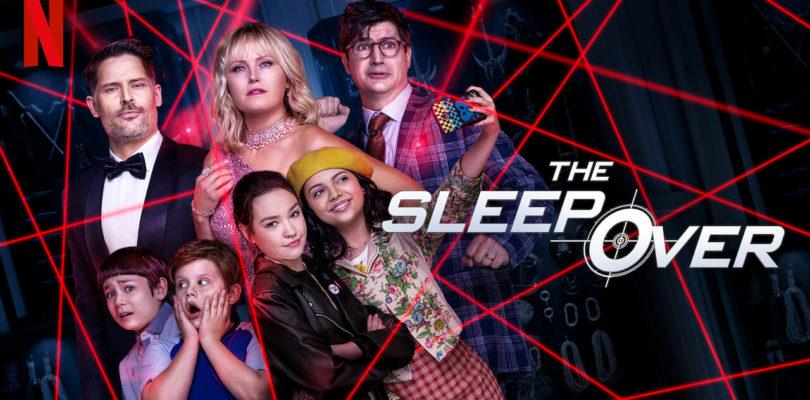 """Netflix bringt Actionkomödie """"The Sleepover"""" in 4K/Dolby Vision mit Atmos-Ton"""