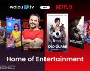 """waipu.tv und Netflix schaffen gemeinsames Angebot """"Perfect Plus"""""""