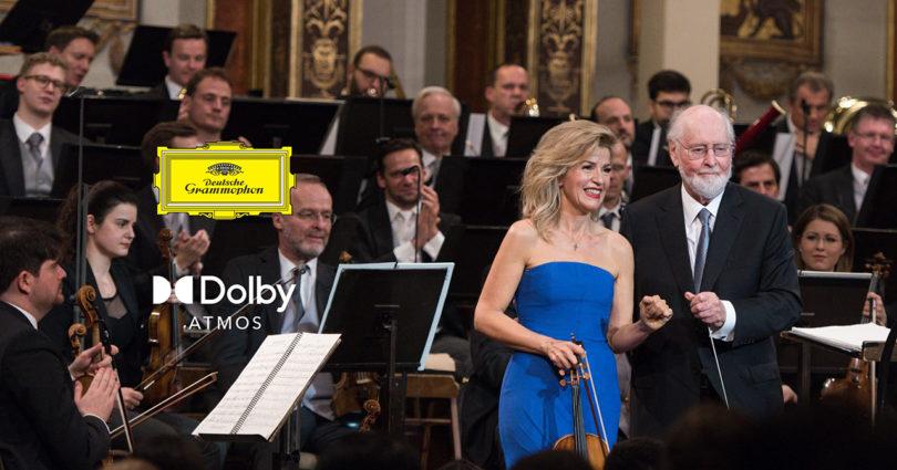 John Williams: Konzert auch auf Amazon Music HD mit Dolby-Atmos-Ton