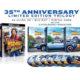 """""""Zurück in die Zukunft""""-Trilogie jetzt auf 4K-Blu-ray in Steelbook-Box bei Amazon vorbestellbar (2. Update)"""