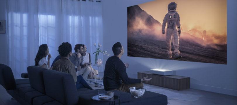 Samsung kündigt ersten Projektor mit HDR10+ und Filmmaker Mode an (Update)