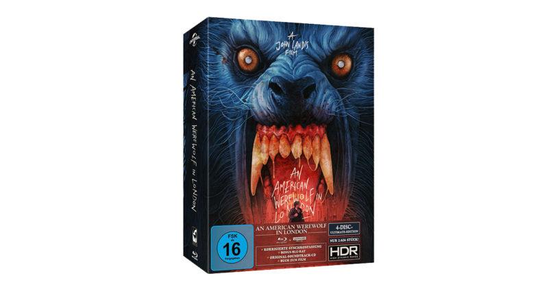 """""""An American Werewolf in London"""" als """"Ultimate Edition"""" erstmals auf 4K-Blu-ray (Update)"""