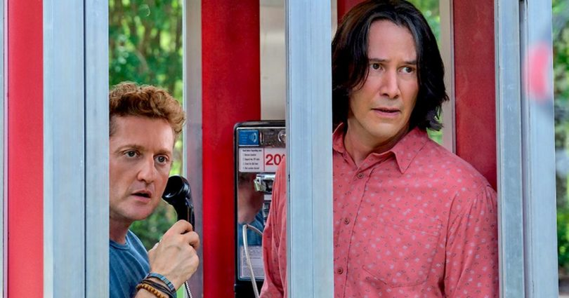 """Bill & Ted retten das Universum"" feiert Heimkino-Premiere bei iTunes & Amazon Video"