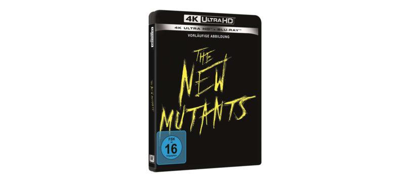 """The New Mutants"": Disney kündigt 4K-Blu-ray, Blu-ray und Videostream an"