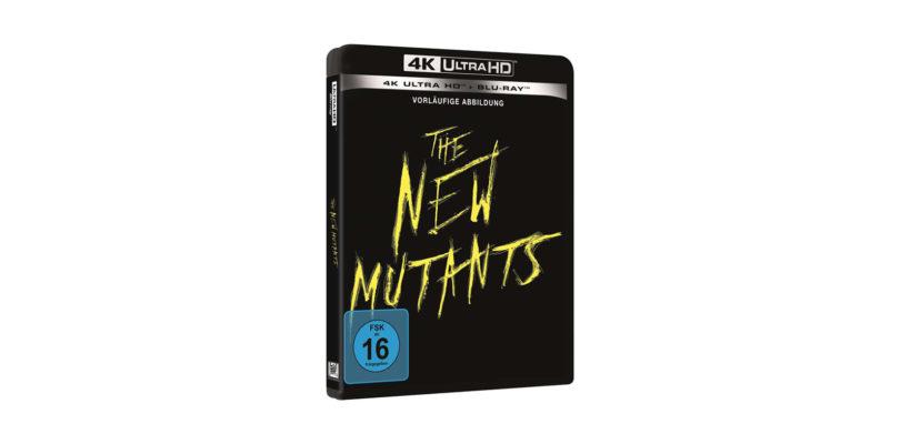 """""""The New Mutants"""" jetzt auf Blu-ray Disc und 4K-Blu-ray vorbestellbar"""