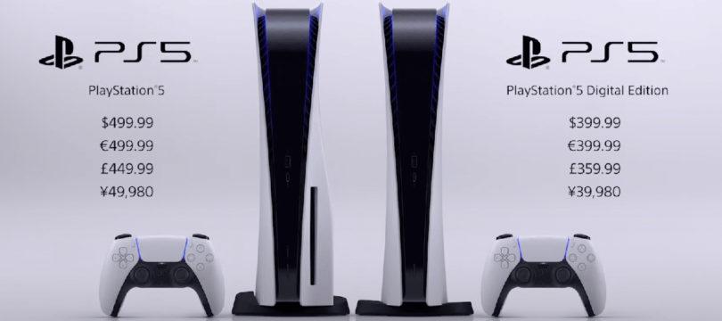 PlayStation 5 kostet 500 Euro – und ist bereits vorbestellbar (Update)