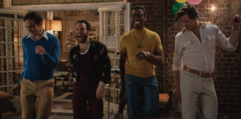 "Netflix: ""The Boys in the Band"" in 4K/Dolby Vision mit englischem Atmos-Ton"