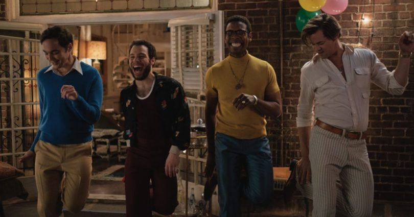 """Netflix: """"The Boys in the Band"""" in 4K/Dolby Vision mit englischem Atmos-Ton"""