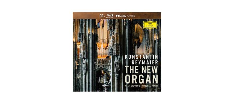 Neue Blu-ray Disc mit Orgelmusik in Dolby Atmos (Update)