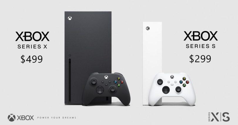 Xbox Series S/X: Neue Konsolen erscheinen am 10. November