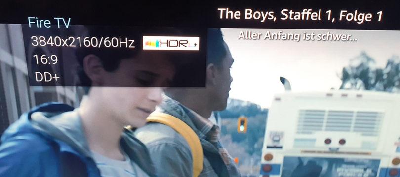 Bestätigt: HDR10+-Titel bei Amazon Video abrufbar