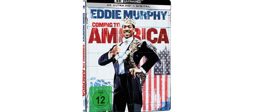 """""""Der Prinz aus Zamunda"""" auf 4K-Blu-ray im Steelbook"""