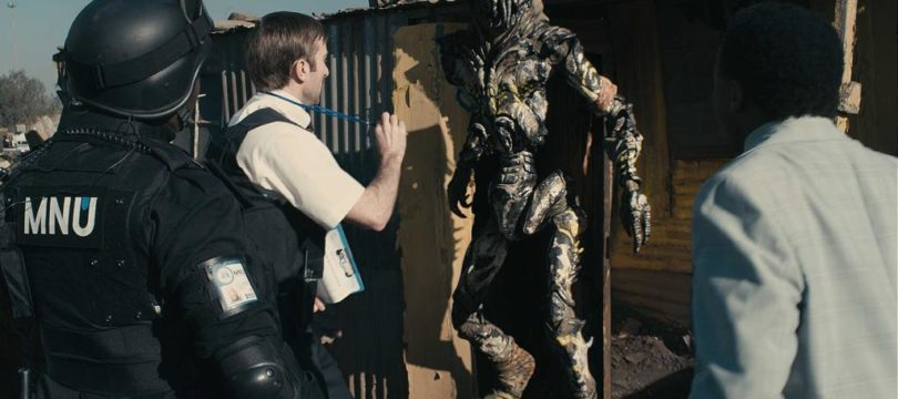 """District 9"": 4K-Blu-ray mit englischem Dolby-Atmos-Ton"