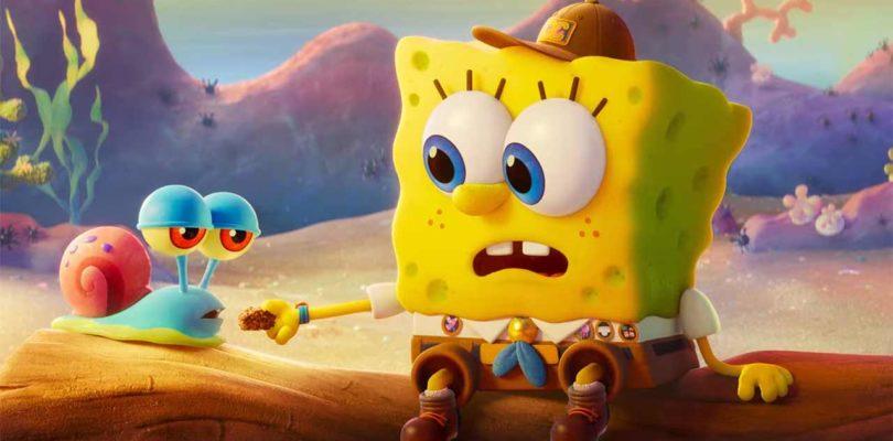 Netflix bringt SpongeBob-Kinofilm in Dolby Vision mit englischem Atmos-Ton