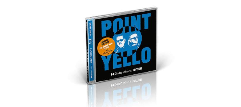 YELLO: Neues Album mit Dolby Atmos auf Blu-ray