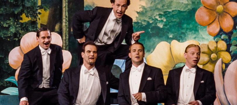 """""""Comedian Harmonists"""" erstmals auf 4K-Blu-ray (Update)"""