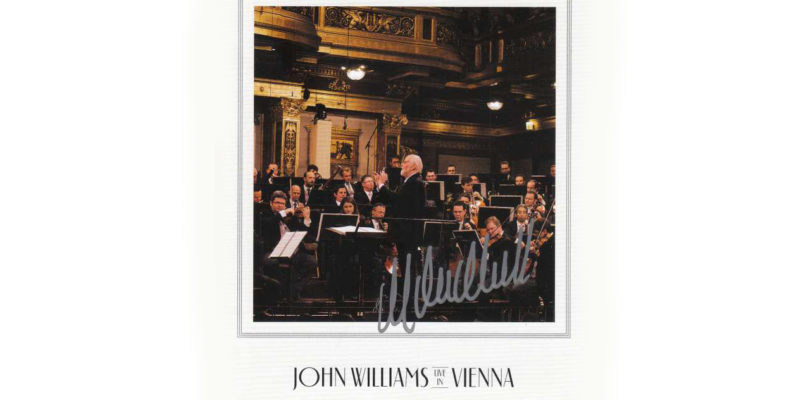 John Williams in Vienna: Neuauflage und signierte Edition