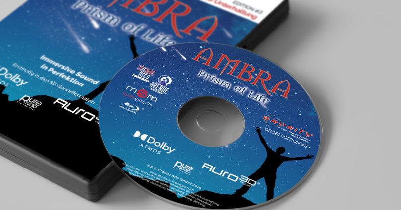 """""""Ambra – Prism Of Life"""": Grobi.TV-Edition mit Auro-3D- und Dolby-Atmos-Ton erntet gute Kritiken"""