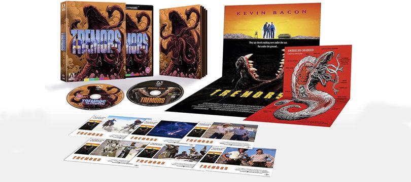 """""""Im Land der Raketen-Würmer"""": Britische UHD-Blu-ray als Limited Edition"""