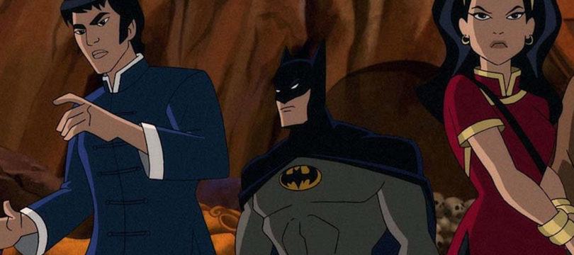 "iTunes: ""Batman: Soul Of The Dragon"" jetzt in 4K/Dolby Vision vorbestellbar"