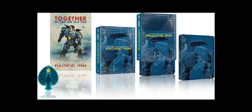 """""""Pacific Rim"""": 4K-Blu-ray als exklusives Steelbook bei MediaMarkt und Saturn"""