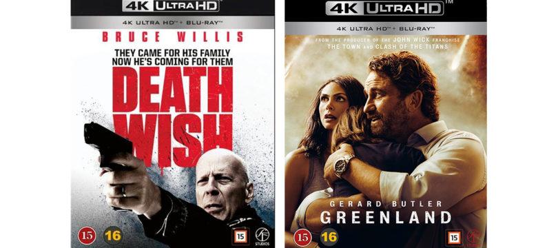 UHD-Blu-rays mit Regionalcode: Umgeht schwedisches Studio die Spezifikation?