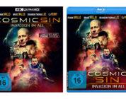 """""""Cosmic Sin"""": Bruce-Willis-Streifen auf Blu-ray und 4K-Blu-ray (2. Update)"""