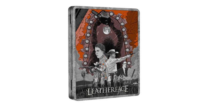 """""""Leatherface"""" ab sofort als 4K-Blu-ray erhältlich"""