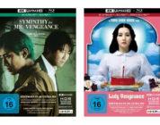 """""""Vengeance""""-Trilogie: Fehlende Teile auf 4K-Blu-ray mit Dolby Vision und HDR10+ (2. Update)"""