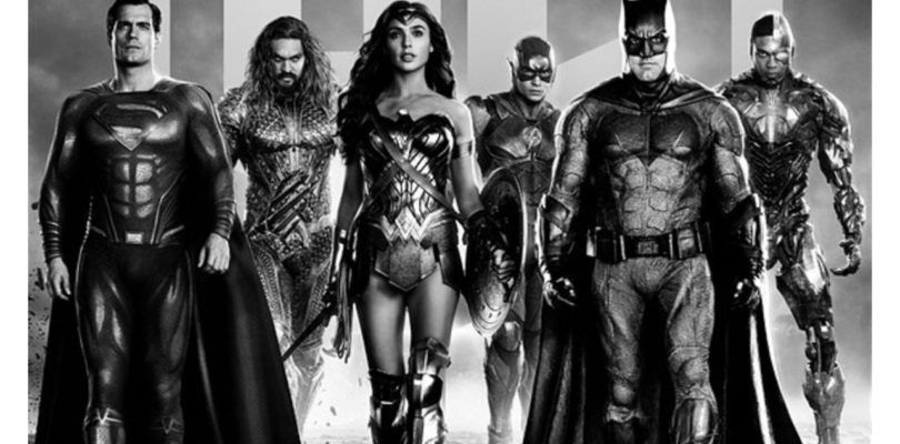 """Zack Snyder's Justice League"""" zeitgleich zum US-Start auf Sky Cinema"""