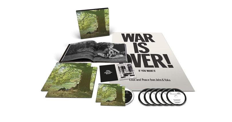 "John Lennon ""Plastic One Band"": Limited Box-Set mit Dolby Atmos"