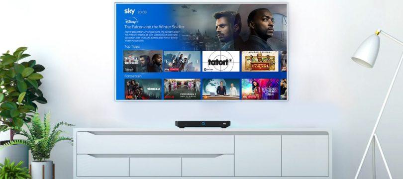 Disney+ ab sofort auf Sky Q und künftig auch über den Sky Ticket TV Stick verfügbar (Update)