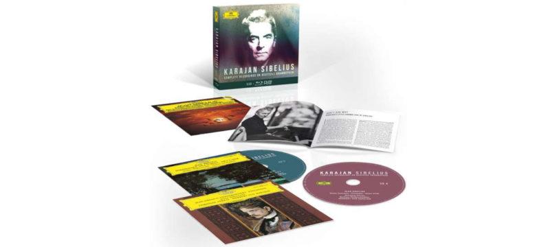 Jean Sibelius in Dolby Atmos: Karajan-Einspielungen für Deutsche Grammophon