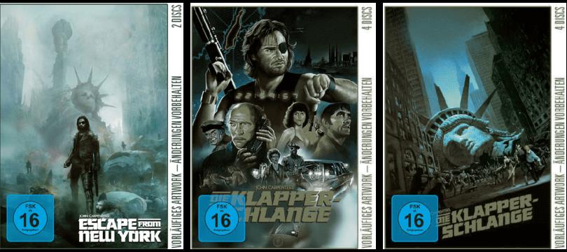 """""""Die Klapperschlange"""" kommt auch auf 4K-Blu-ray"""