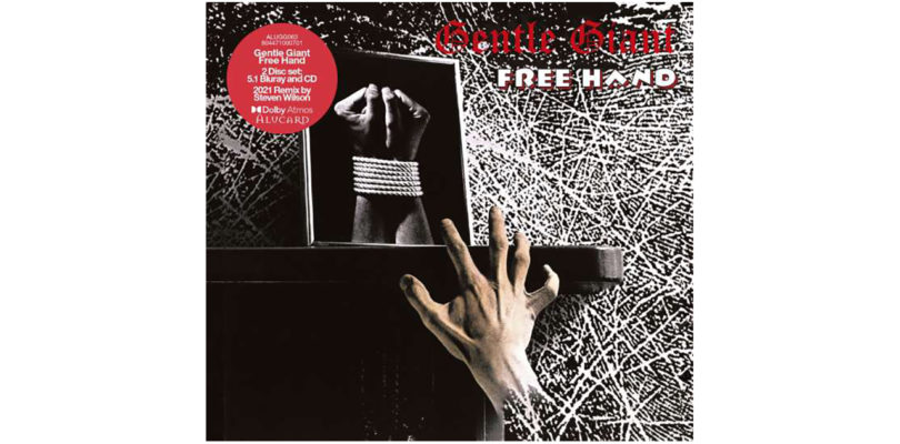 "Gentle Giant: Album ""Free Hand"" mit Dolby-Atmos-Mix"