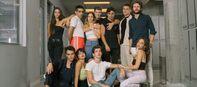 """""""Élite"""": Netflix bringt Kurzgeschichten mit Dolby Vision und Dolby Atmos"""