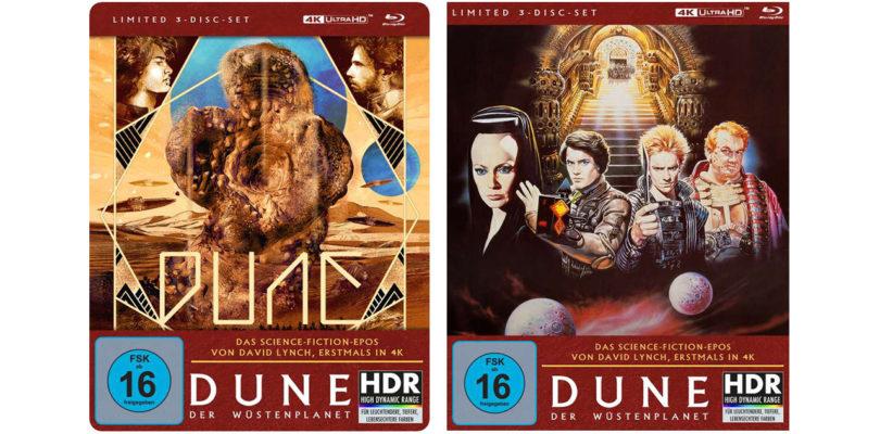 """""""Dune – Der Wüstenplanet"""" erscheint als 4K-Blu-ray – auch in Steelbook-Edition (Update)"""