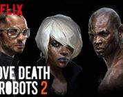 """Netflix: 2. Staffel von """"Love, Death & Robots"""" am 14. Mai"""