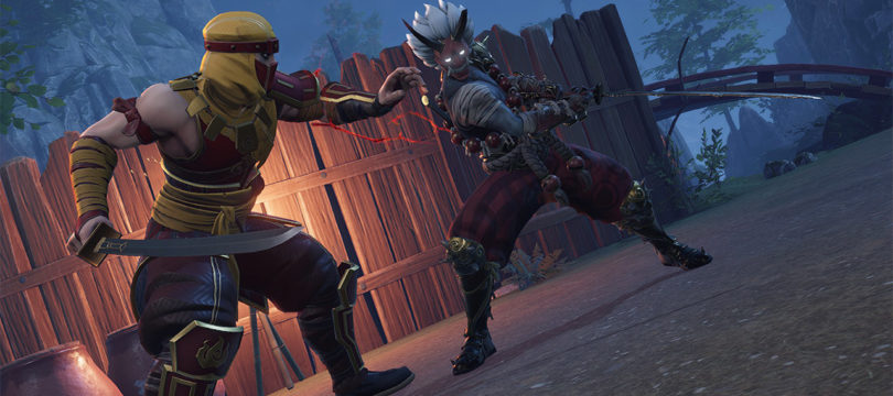 """Aragami 2"": Steath-Spiel mit Dolby Atmos auf Xbox"