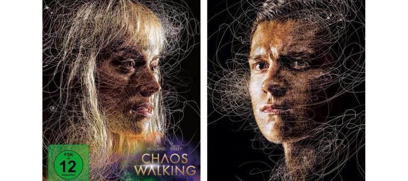 """""""Chaos Walking"""": SciFi-Film auf 4K-Blu-ray und bei iTunes – mit deutschem Dolby-Atmos-Ton"""