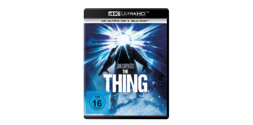 """""""Das Ding aus einer anderen Welt"""" erscheint auf 4K-Blu-ray – mit deutschem DTS:X-Ton (Update)"""