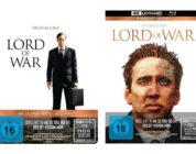 """""""Lord Of War"""" als 4K-Blu-ray in Steelbook- und Mediabook-Edition (Update)"""