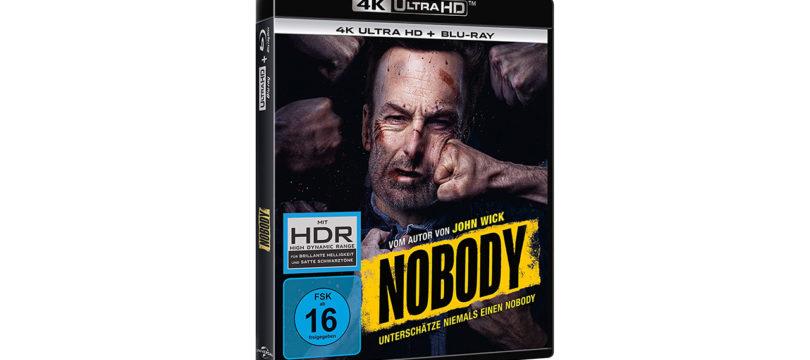 """""""Nobody"""": JPC startet Vorverkauf von 4K-Blu-ray und Blu-ray Disc"""