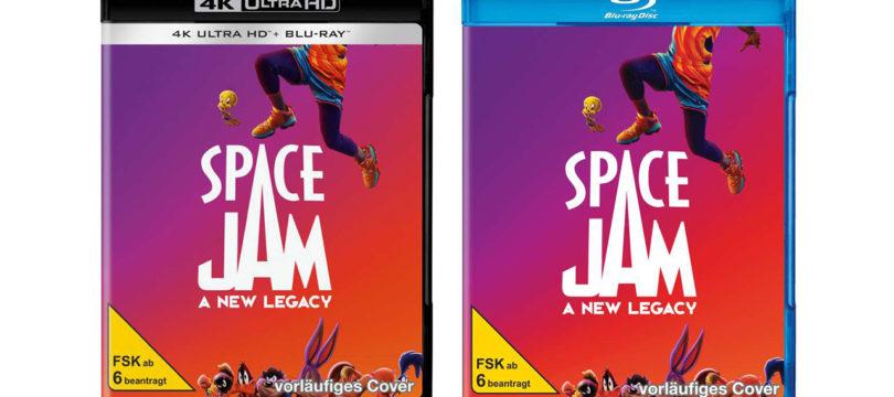 """""""Space Jam"""": Fortsetzung erscheint auf Blu-ray und 4K-Blu-ray"""