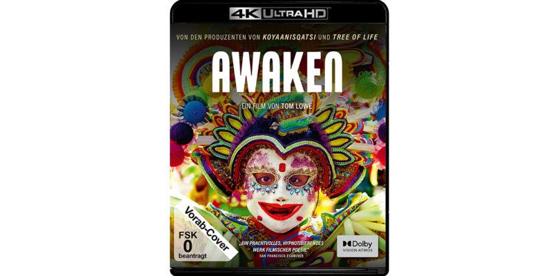 """Awaken"": Doku auf UHD-Blu-ray mit Dolby Atmos und Dolby Vision"