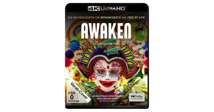 """""""Awaken"""": Doku auf UHD-Blu-ray mit Dolby Atmos und Dolby Vision (Update)"""