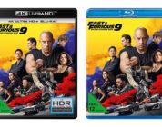 """""""Fast & Furious 9"""" bereits auf 4K-Blu-ray und Blu-ray vorbestellbar (2. Update)"""